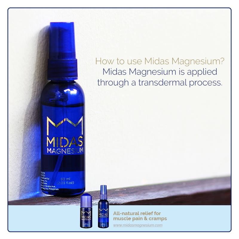 How to use Midas Magnesium?