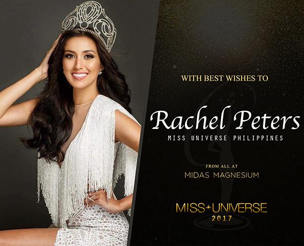 Brand Ambassador Rachel Peters